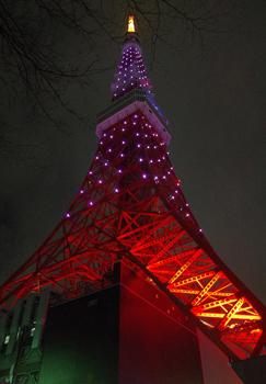 @東京タワー