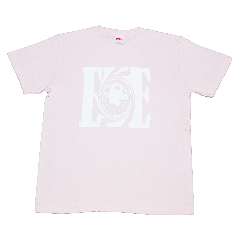 Tシャツ(ピンク・ホワイト)